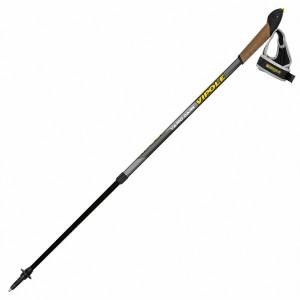 Палки для скандинавской ходьбы Vipole Vario Top-Click Dark DLX P19428 (927597)