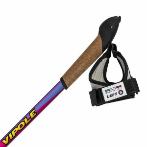фото  Палки для скандинавской ходьбы Vipole Vario Top-Click Violet DLX S1950 (927596) #4