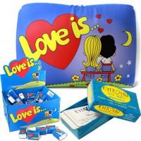 Подарочный набор Love is... 'Любимому' (суперкомплект из 3 предметов)