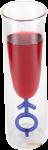 фото Подарок ко Дню святого Валентина: Чашка-бокал UFT Cup BoY + Консервированные Носки Любимого Мужа (суперкомплект) #3