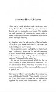 фото страниц Absolutely on Music: Conversations with Seiji Ozawa #8
