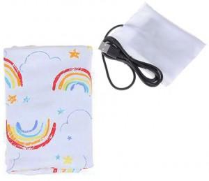 Электрический нагреватель для детских бутылочек с USB Laus BW01 Rainbow