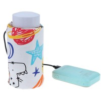 Электрический нагреватель для детских бутылочек с USB Laus BW01 Space
