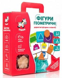 Геометрические фигуры Vladi Toys (ZB2001-02)