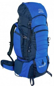Рюкзак туристический Highlander Expedition 65 Blue (926366)
