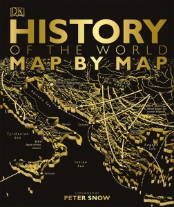 Книга History of the World Map by Map