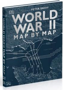 Книга World War 2 Map by Map