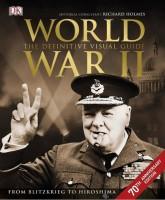 Книга World War II: The Definitive Visual Guide