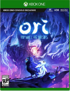 игра Ori and the Will of the Wisps  Xbox One