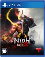 игра Nioh 2 PS4 - русская версия
