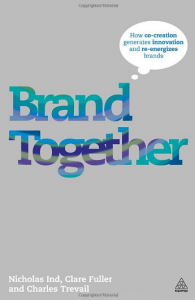 Книга Brand Together: How Co-Creation Generates Innovation and Re-energizes Brands