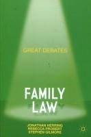 Книга Great Debates: Family Law
