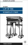 Книга Law of the European Union