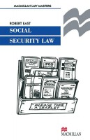 Книга Social Security Law
