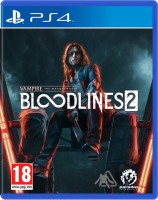 игра Vampire: The Masquerade - Bloodlines 2 PS4