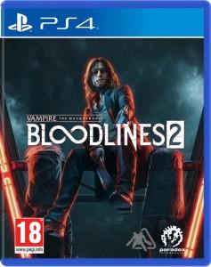 игра Vampire: The Masquerade - Bloodlines 2 PS4