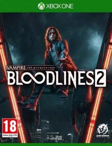 игра Vampire: The Masquerade - Bloodlines 2 Xbox One