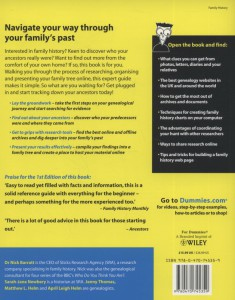 фото страниц Researching Your Family History Online For Dummies #5