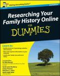 Книга Researching Your Family History Online For Dummies
