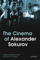Книга The Cinema of Alexander Sokurov