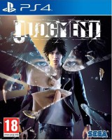 игра Judgment  PS4
