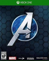 игра Marvel's Avengers Xbox One - русская версия