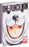 Книга One-Punch Man. Книга 8