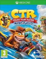 игра Crash Team Racing Nitro-Fueled Xbox One