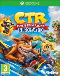 игра Crash Team Racing Nitro-Fueled Xbox One