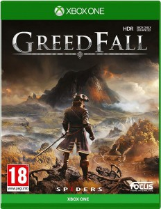 игра GreedFall  Xbox One - русская версия