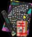 Подарок Подарок ко Дню святого Валентина: Скретч-постер #100Дел LOVE edition + Шоколадный набор Shokopack Крафт-Мопс 'Я люблю тебя' (суперкомплект)