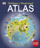 Книга Children's Illustrated Atlas