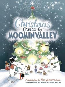 Книга Christmas Comes to Moominvalley