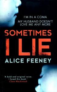 Книга Sometimes I Lie