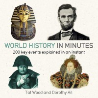 Книга World History in Minutes
