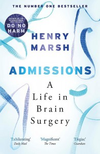 Книга Admissions: A Life in Brain Surgery