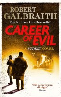 Книга Career of Evil