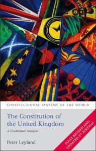 Книга The Constitution of the United Kingdom: A Contextual Analysis