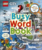 Книга LEGO City. Busy Word Book