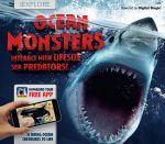 Книга Ocean Monsters. Interact With Lifesize Sea Predators