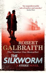 Книга The Silkworm