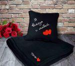 фото Подарок ко Дню святого Валентина: книга 'Стихотворения о любви' + подушка с пледом 'Я всегда с тобой' (суперкомплект) #5
