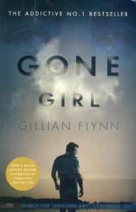 Книга Gone Girl