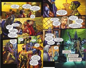 фото страниц World of Warcraft. Книга 4 #11