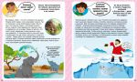 фото страниц Сколько? 100 вопросов и ответов в картинках #3