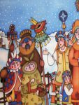 фото страниц Коляди і щедрівки на Різдво і Богоявлення з додатком церковних пісень #2