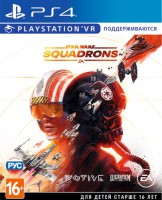 игра Star Wars Squadrons PS4 - Русская версия