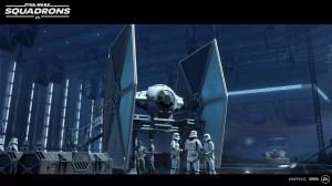 скриншот Star Wars Squadrons PS4 - Русская версия #3