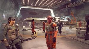 скриншот Star Wars Squadrons PS4 - Русская версия #7