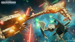 скриншот Star Wars Squadrons PS4 - Русская версия #4